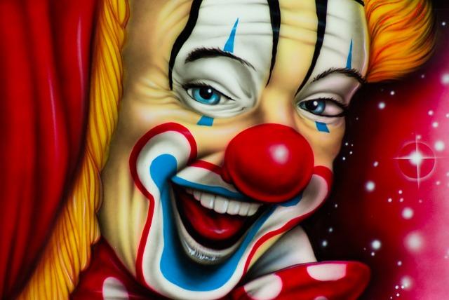 10 real clown horror stories - Circus joker wallpaper ...