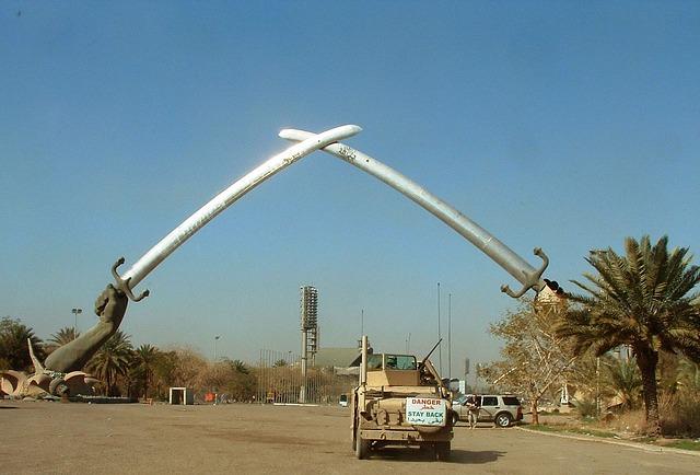 ISIL in Baghdad