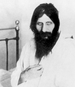 Rasputin death