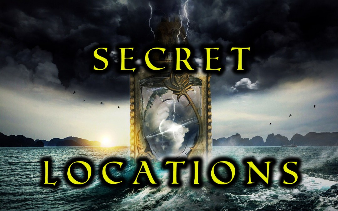 10 Secret Places You Can Never Visit