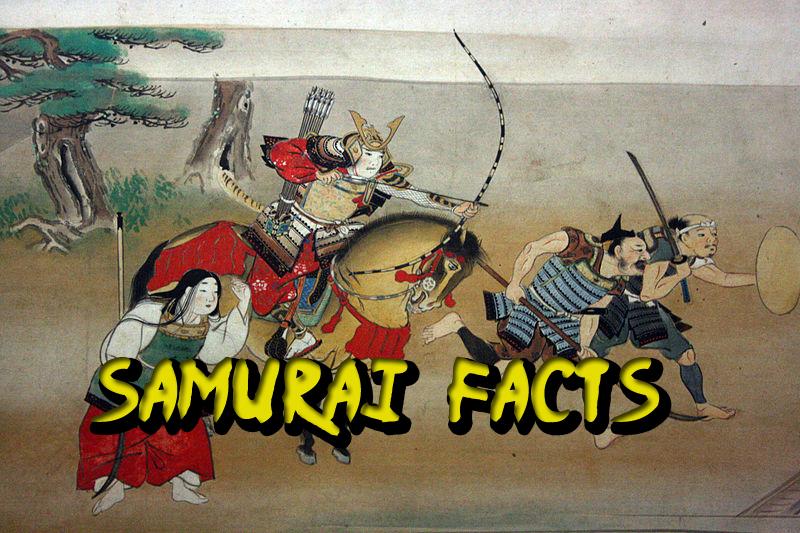 10 Epic Samurai Facts