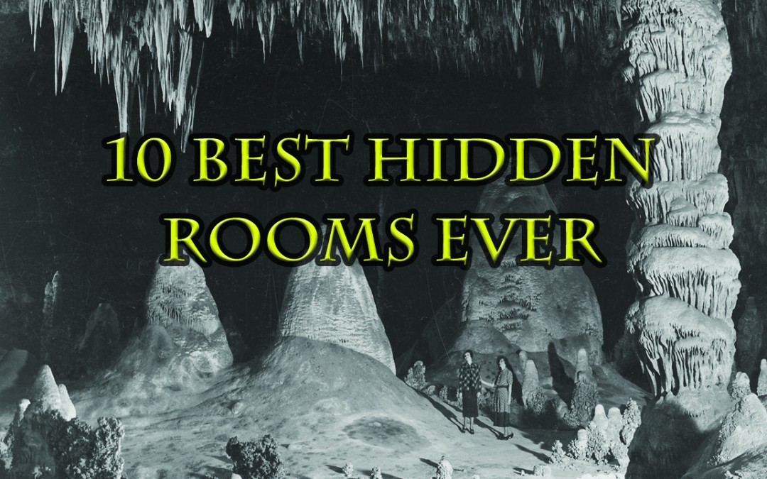 10 Best Hidden Rooms Ever